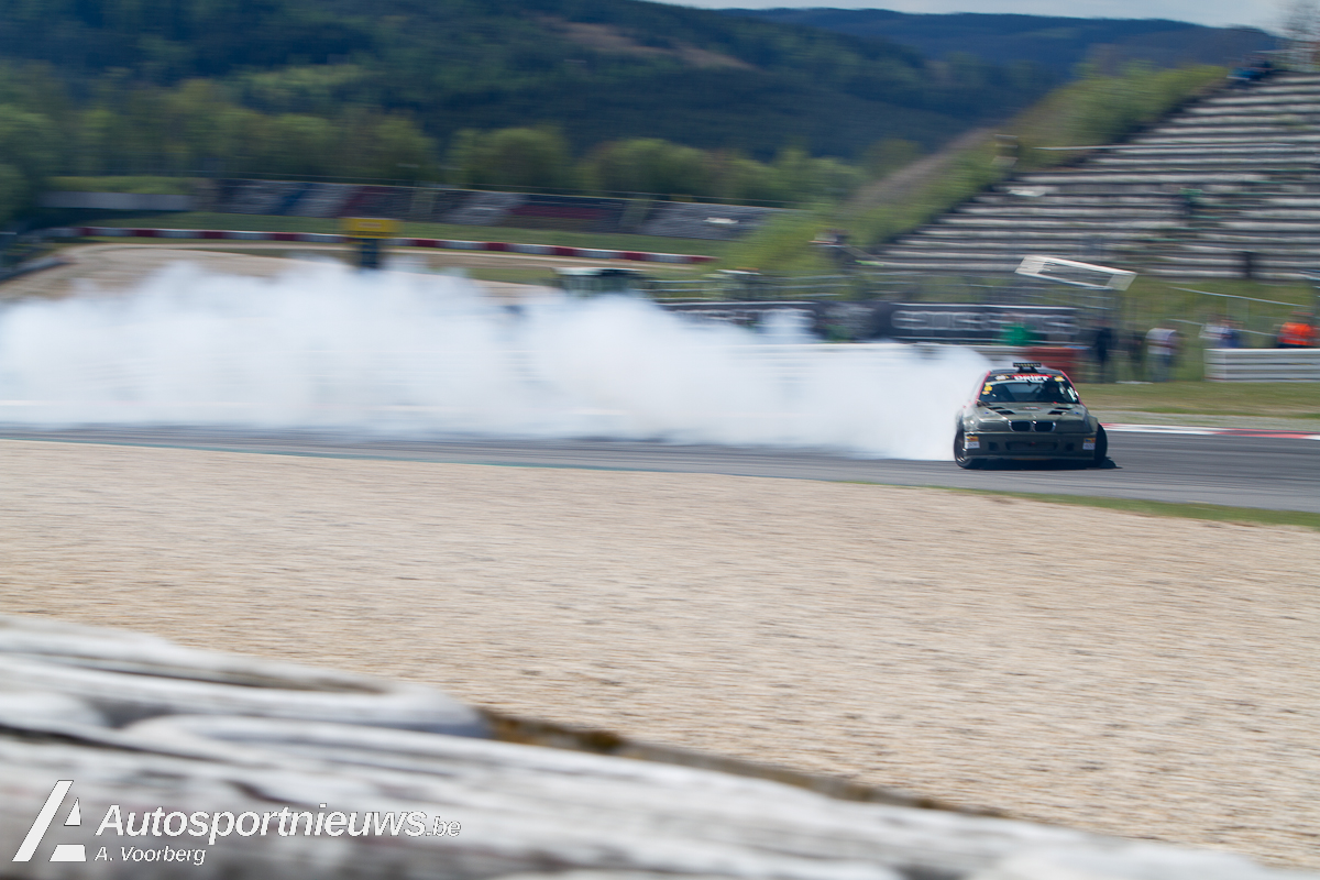 Nürburgring Drift Cup meets Drift Masters GP - Day 1
