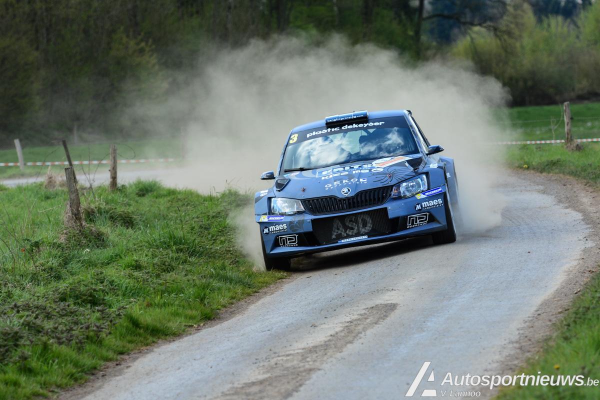 Foto's online - Rally van Wallonië 2017 - V.  Lannoo