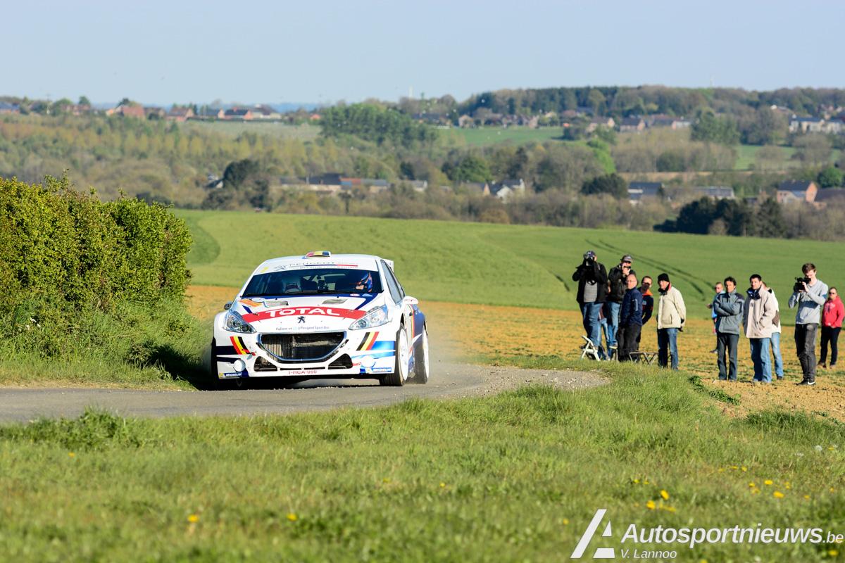 Volle buit voor de Peugeots 208 van DG Sport Compétition!