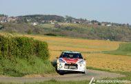 Een proef van 24km en minder proeven op zaterdag - Rally van Wallonië 2018