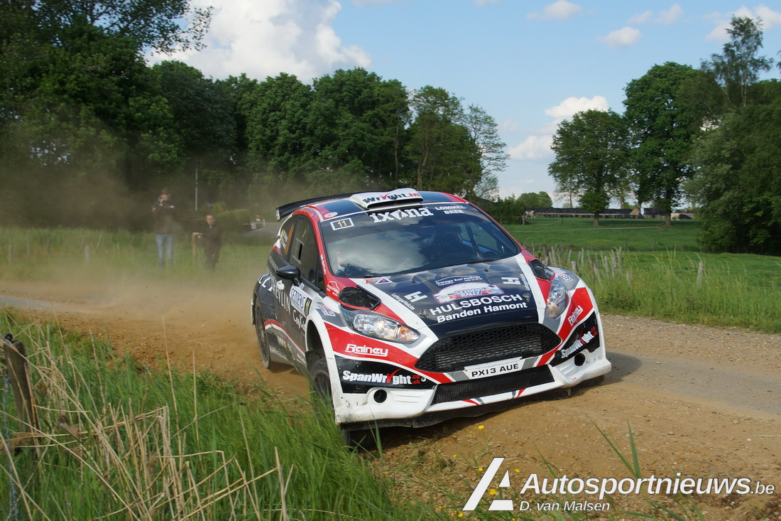 Ypres Rally: Strijd op alle niveaus