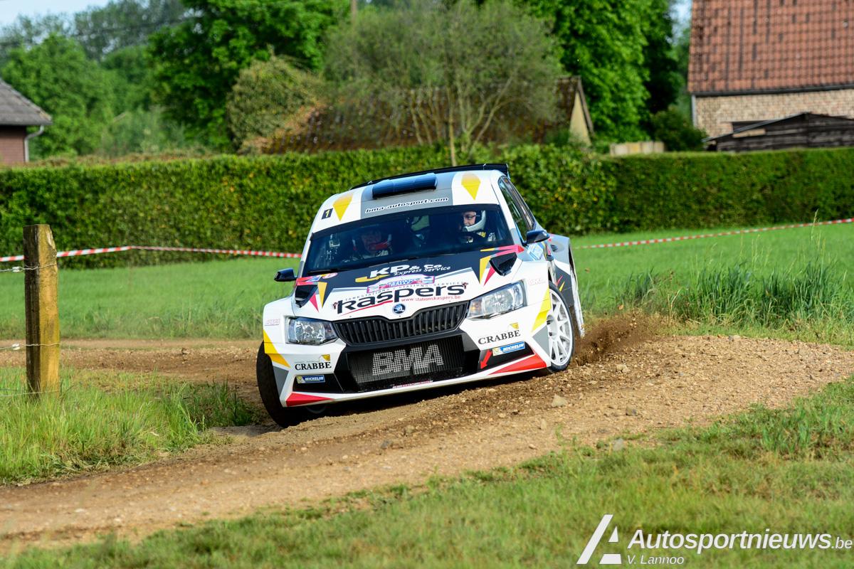 Condroz Rally - 4&5 november: Het ultieme duel voor de Belgische titel