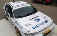 Het 3D Rallysport team haalt de finish niet in de Monteberg shortrally.