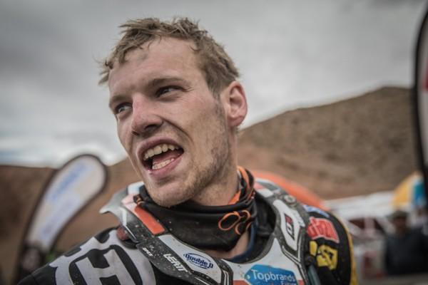 Robert van Pelt stopt met actieve rallycarrière