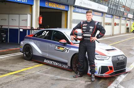 Stan van Oord - TCR BeNeLux Jumbo Familie Racedagen driven by Max Verstappen