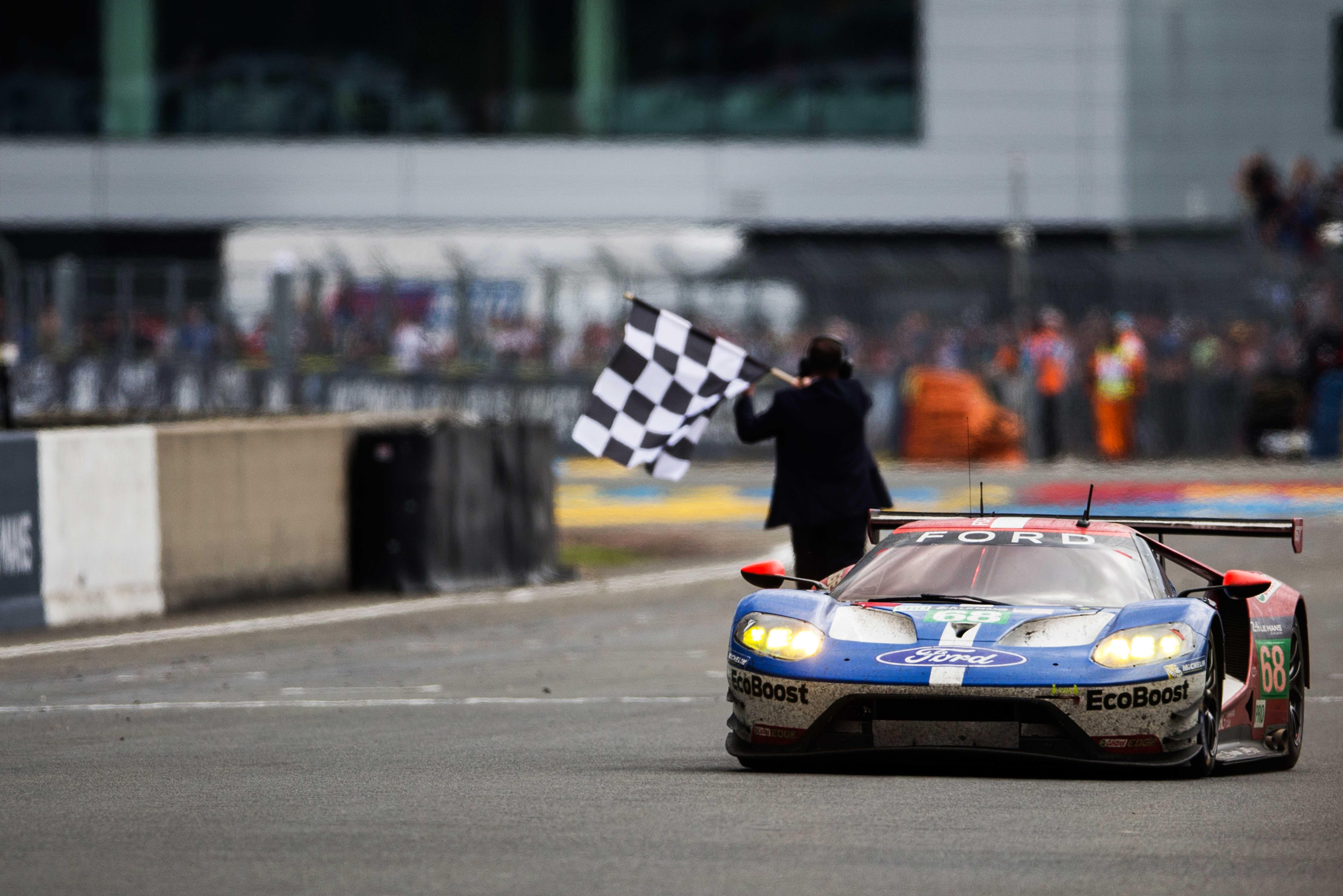 Ford Chip Ganassi Racing terug op 24 uur van Le Mans om titel te verdedigen