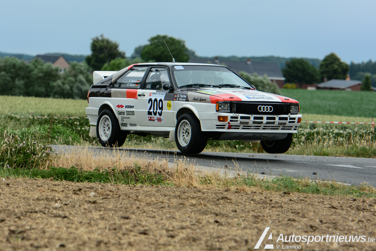 De Ypres Historic Rally keert terug naar Ieper!