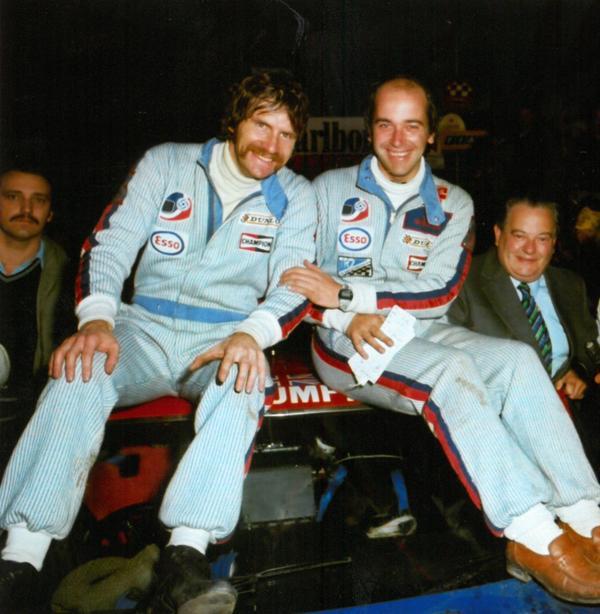Ypres Rally koestert zijn verleden met de Tony Pond Trophy