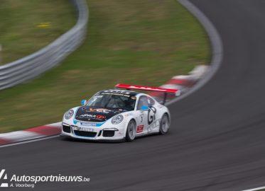 Porsche GT3 Cup Challenge Benelux Race zondag