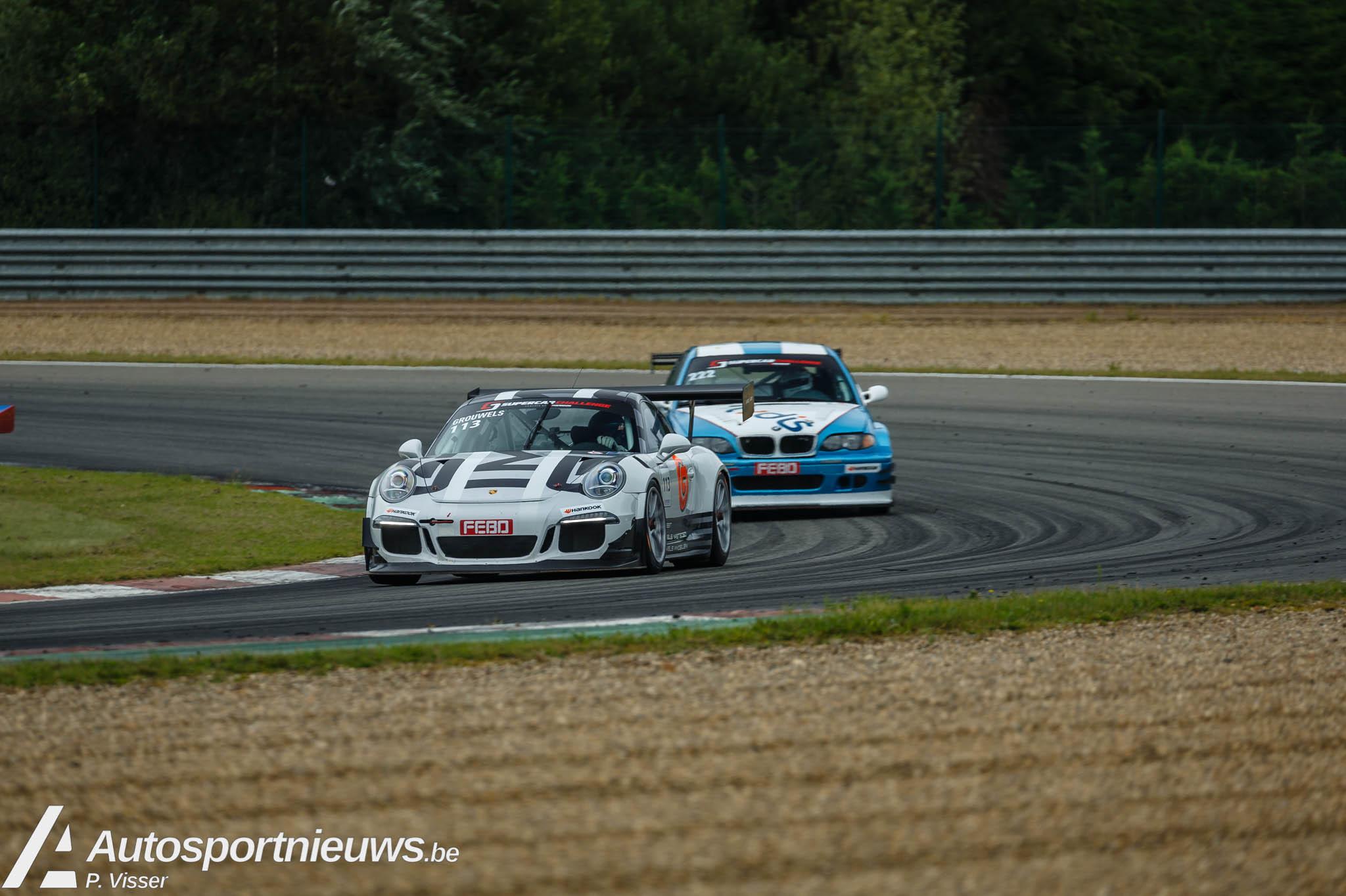 Team RaceArt scoort sterk op Circuit Zolder