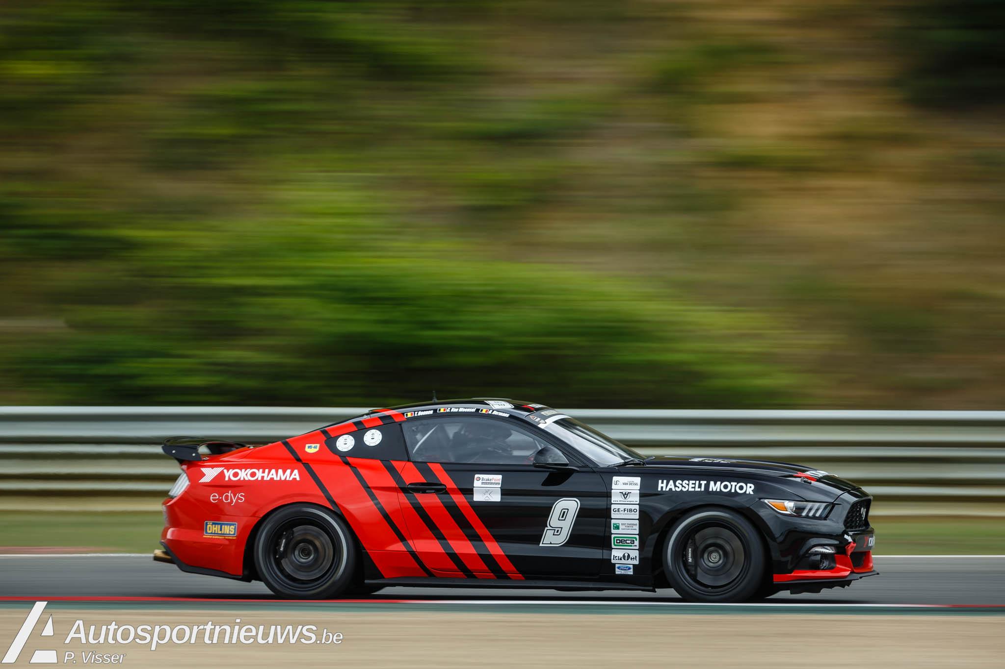 Yokohama Power Racing Team klaar voor de Eleven Sports 24 Hours of Zolder
