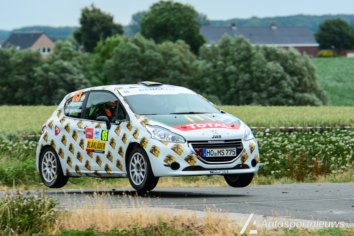Hopelijk meer geluk in GTC Rally dan in Ypres Rally - Joachim Wagemans