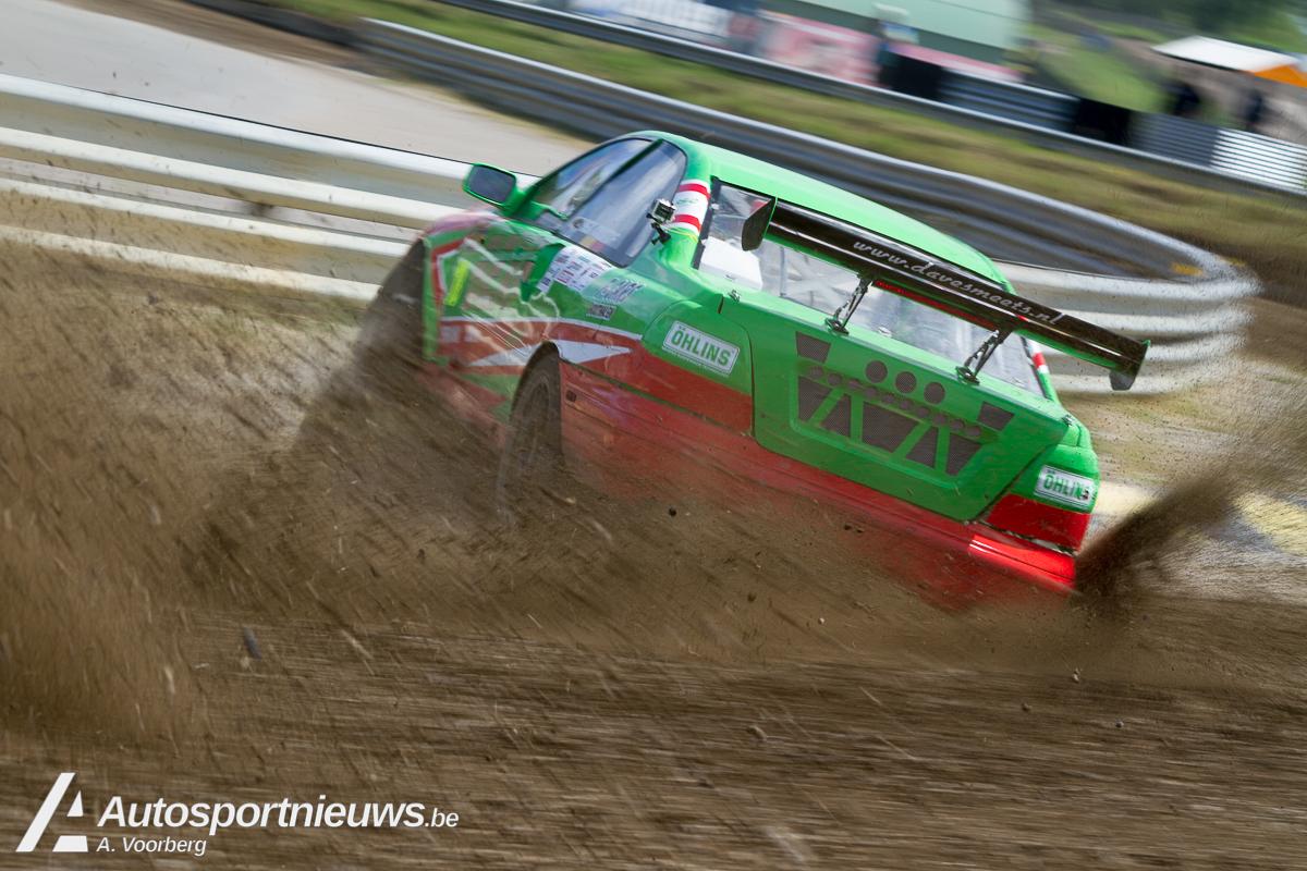 5e wedstrijd NK Rallycross