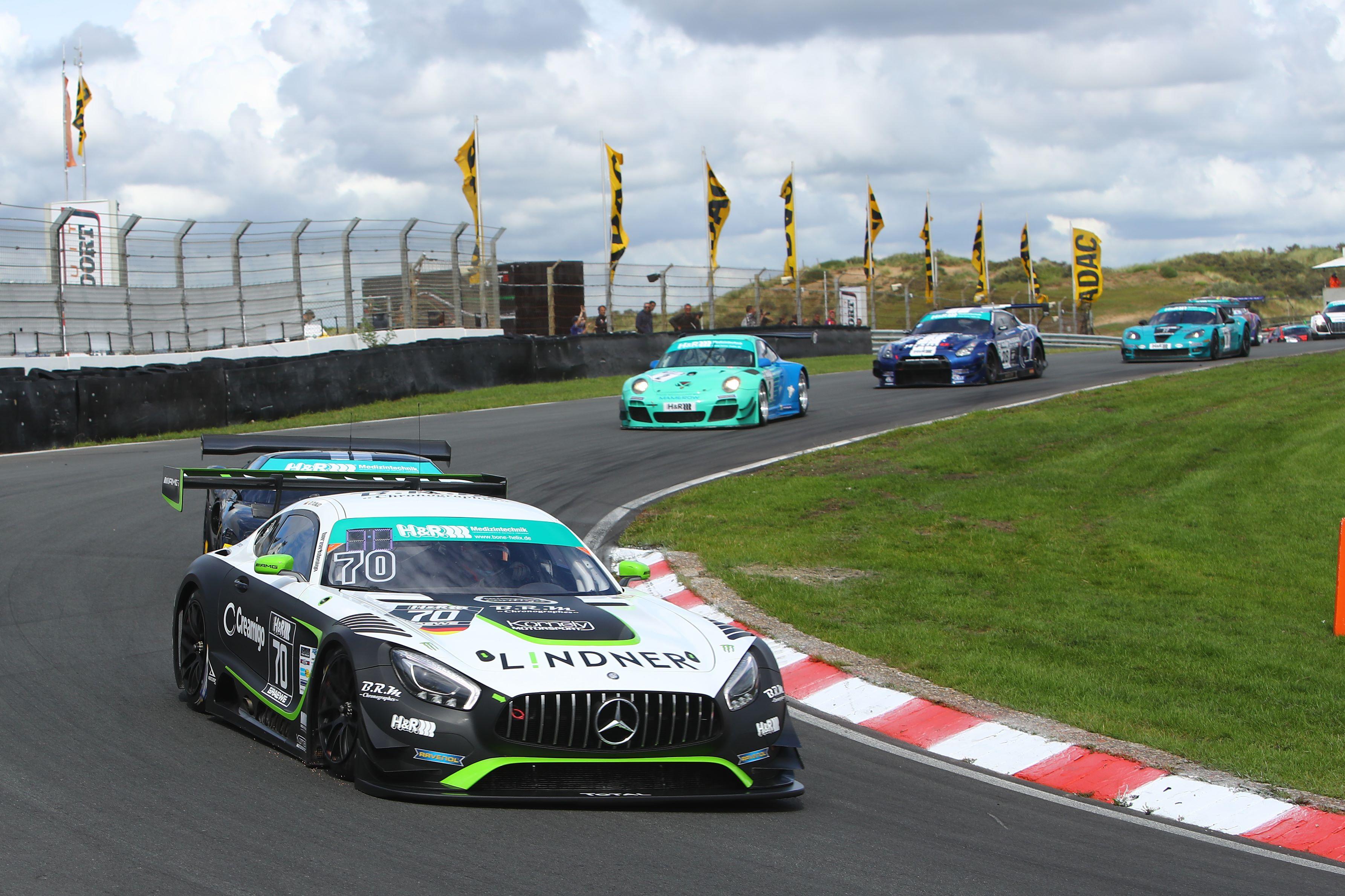 Nederlandse successen tijdens geslaagd ADAC GT Masters-weekeinde op Circuit Zandvoort