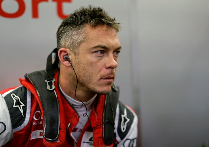 André Lotterer met Audi Sport Team WRT in de TOTAL 24 Hours of Spa!