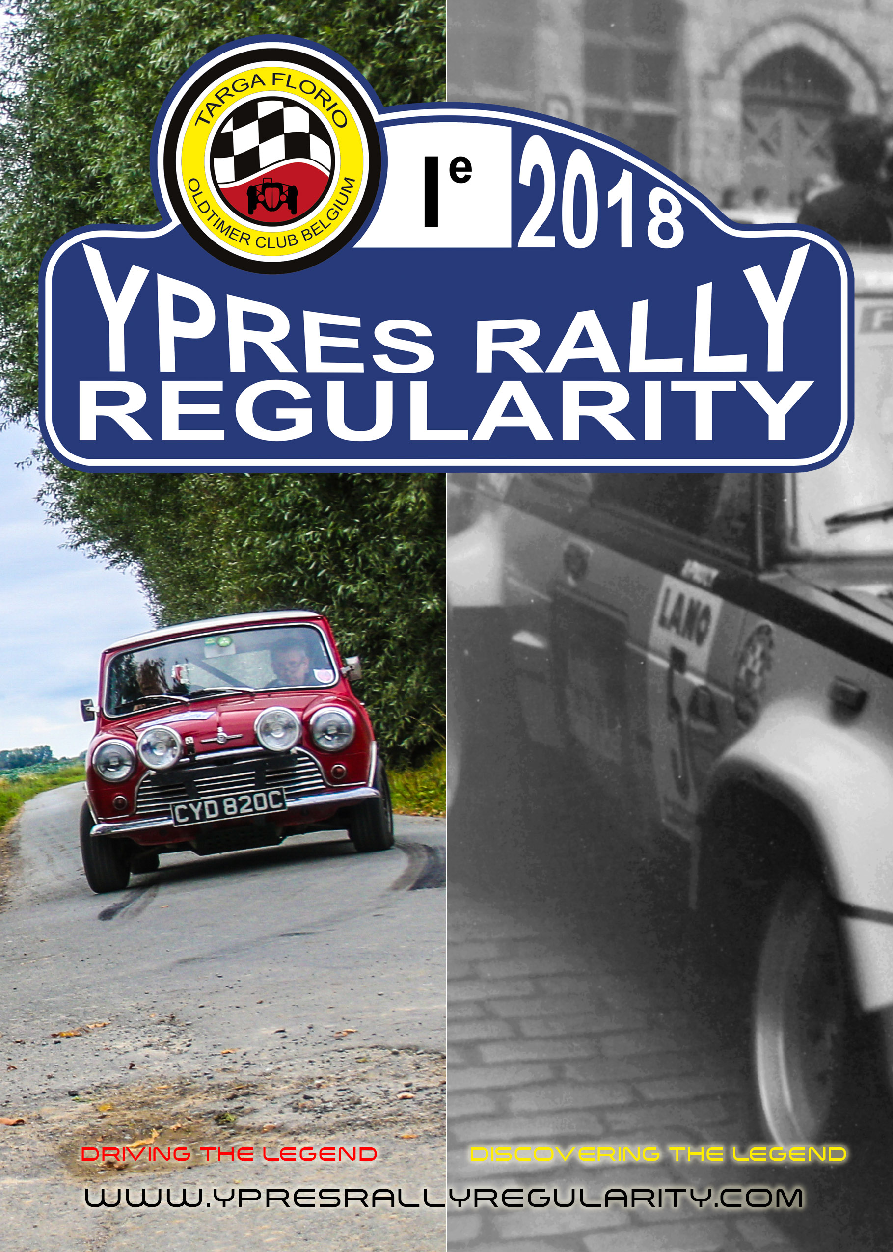 ypres rally regularity 2018 een nieuw superstage evenement in 2018 autosportnieuws. Black Bedroom Furniture Sets. Home Design Ideas