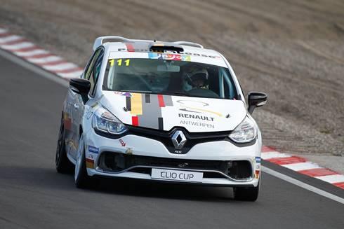 """""""De Renault Clio Cup Benelux is perfecte leerschool"""""""