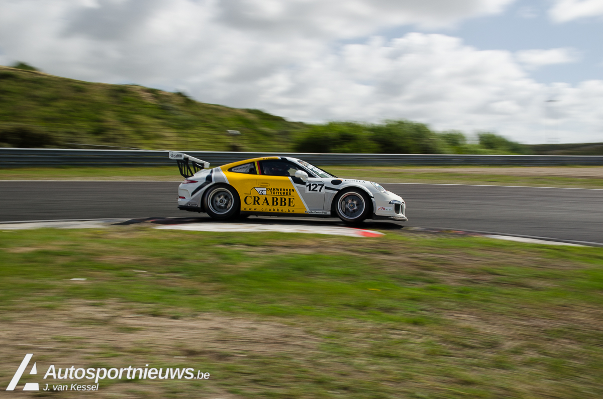 De Porsche GT3 Cup Challenge Benelux en Porsche Motorsport ondersteunen jonge talenten!
