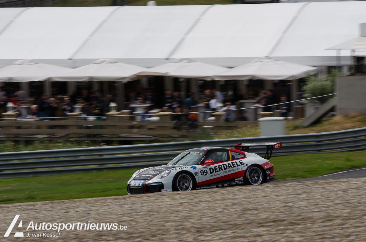 Winst en verlies voor Belgium Racing