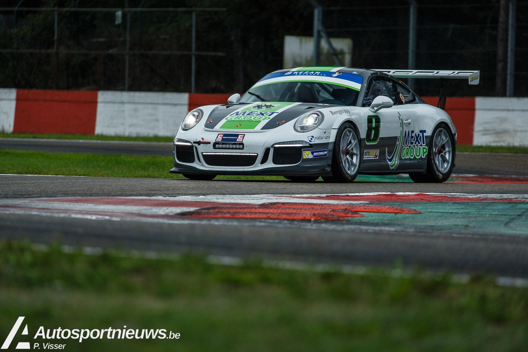 MExT Racing Team legt basis voor titelverlenging via winst in 24 Hours of Zolder