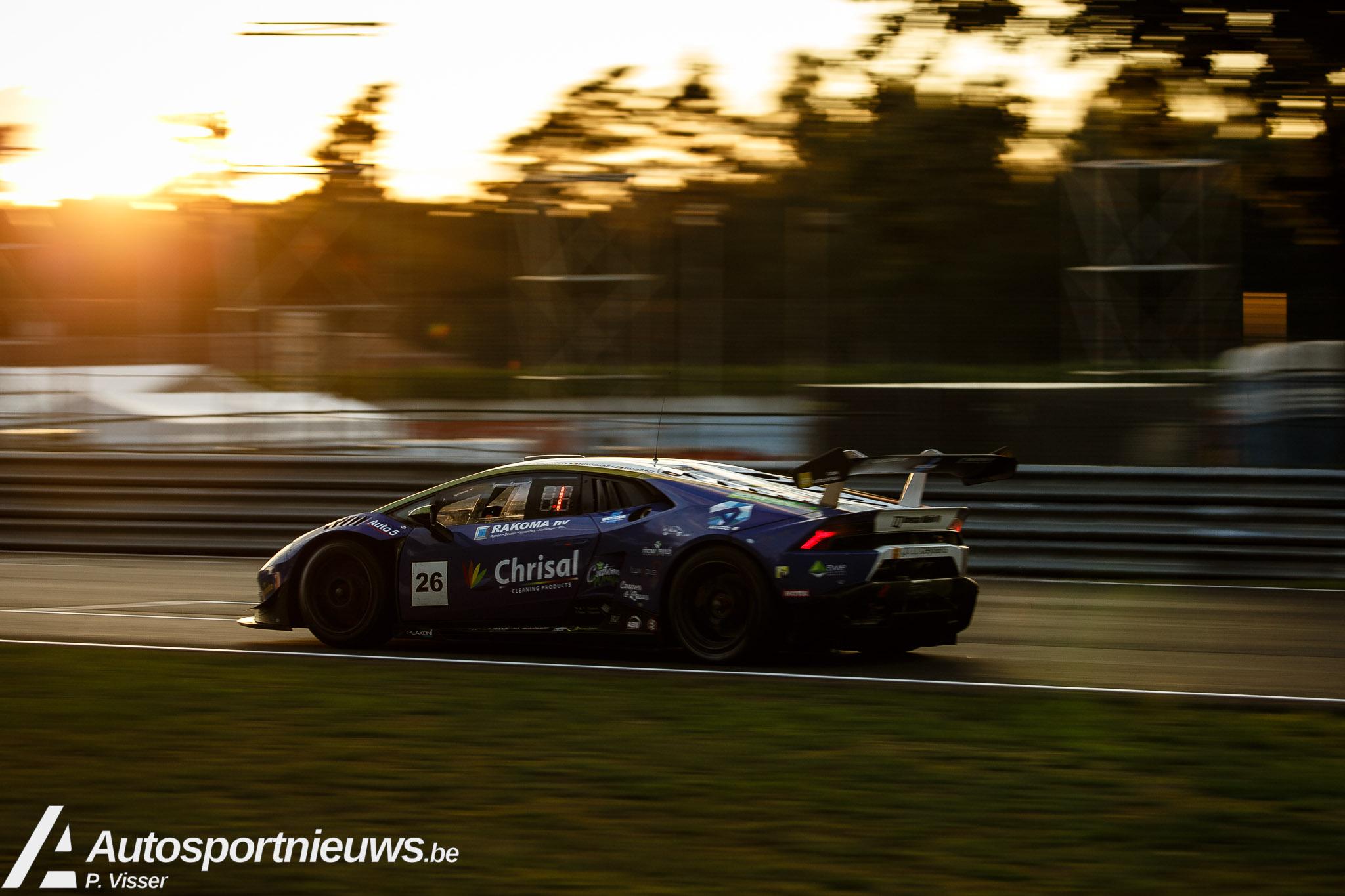 Geen loon naar werken voor Chrisal Leipert Motorsport