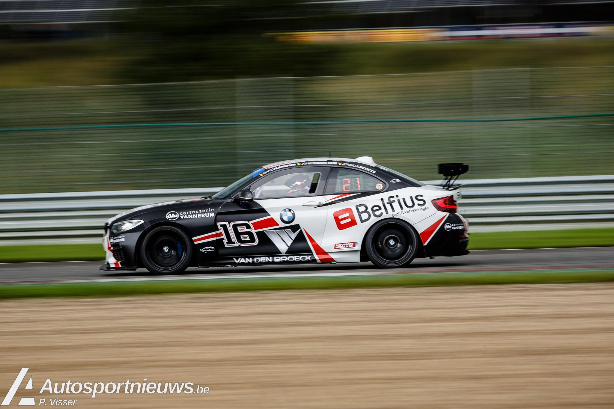 Opnieuw podium voor Nicolas Vandierendonck in zwaarste race van het seizoen