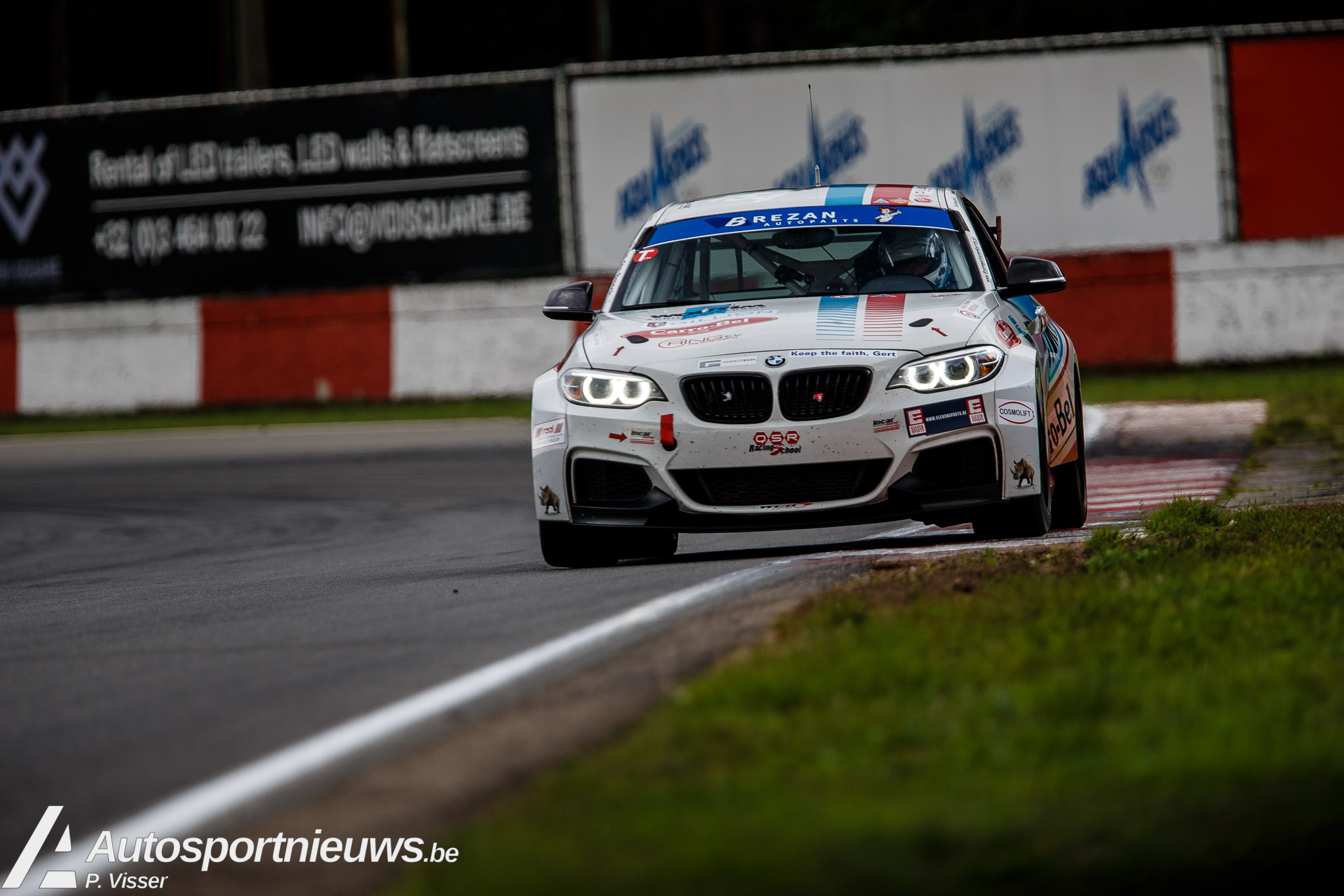 QSR Racing Team blikt terug op  een geslaagd seizoen 2017