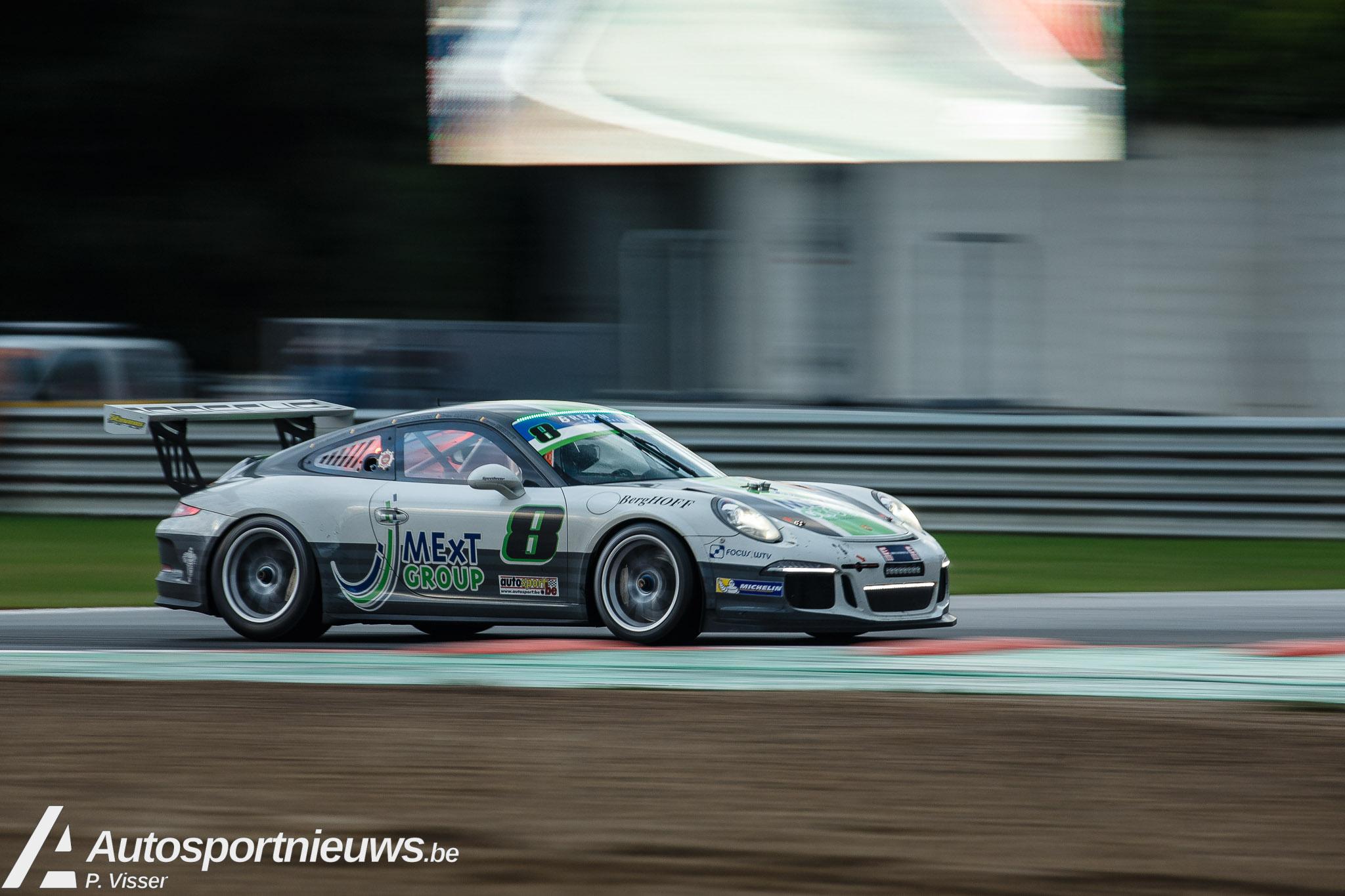 Belcar Endurance Championship slaat handen in elkaar met Porsche Motorsport