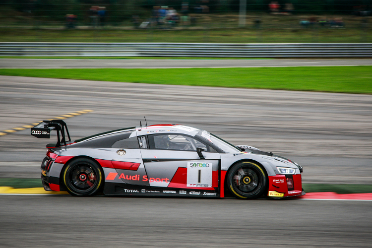 Total 24 Hours of Spa: vierde zege voor Audi, twee R8 LMS van Belgian Audi Club Team WRT in de top 6