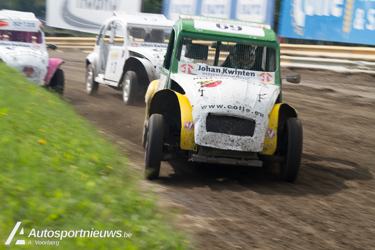 Album: NK Rallycross 2017 Ronde 5 – A. Voorberg