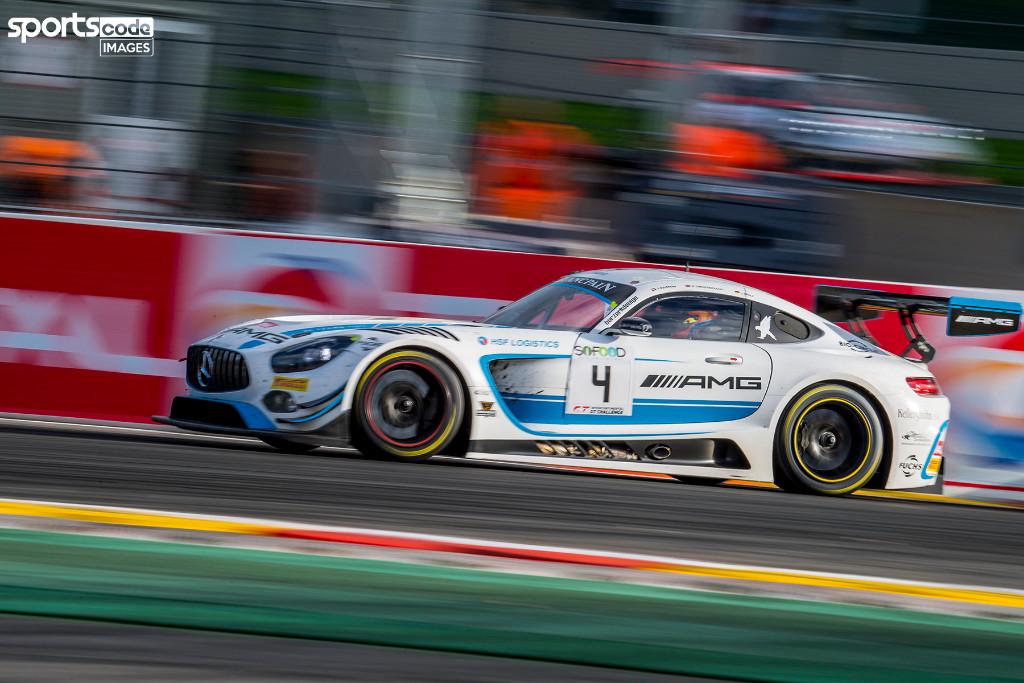 Yelmer beste Nederlander in Total 24 Hours of Spa