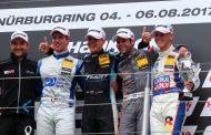 Niels Langeveld met Audi op de Nürburgring opnieuw op TCR Germany-podium