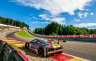 De film van Belgian Audi Club Team WRT in de Total 24 Hours of Spa