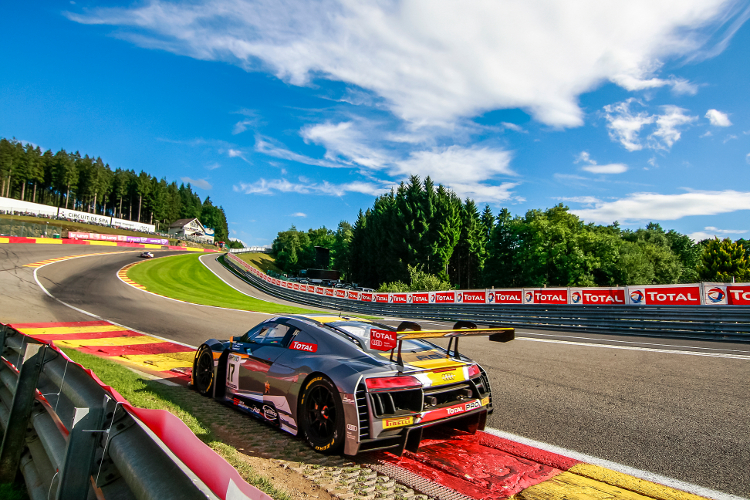 De film van Belgian Audi Club Team WRT in de Total 24 Hours of Spa
