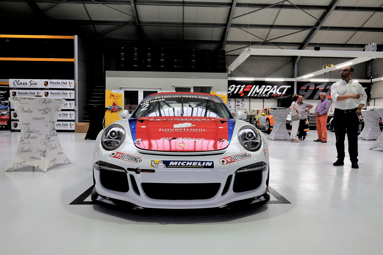 911 Impact Racing Team op eigen vleugels in 2018