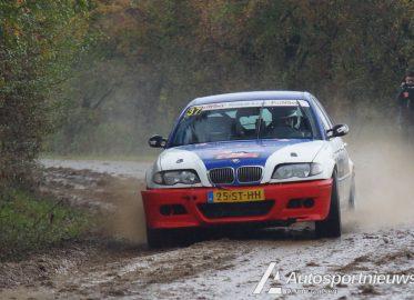 East Belgian Rally Dik van Malsen