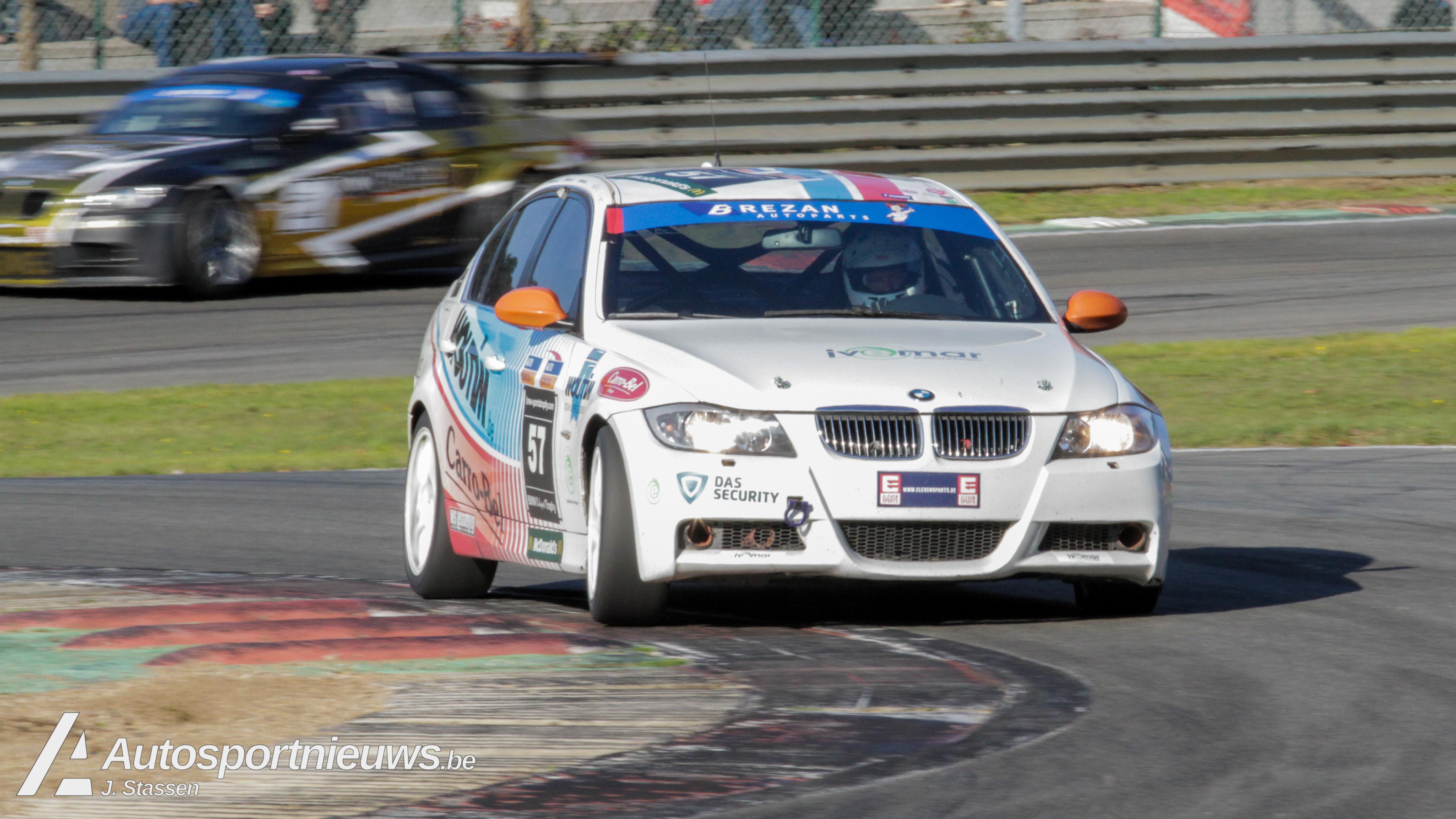 QSR Racing pakt met Belcar 5 een tweede titel in 2017