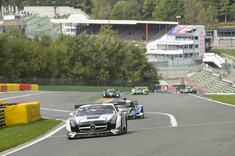 Overwinning voor Meijer op Spa-Francorchamps