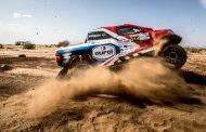 Bernhard ten Brinke boekt progressie op weg naar Dakar Rally