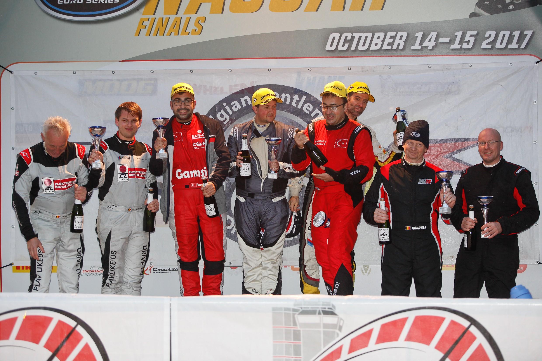 Sari-Sari (M235i Racing Cup) en Sliphorst-Izelaar (Clubsport Trophy) zijn de kampioenen 2017!