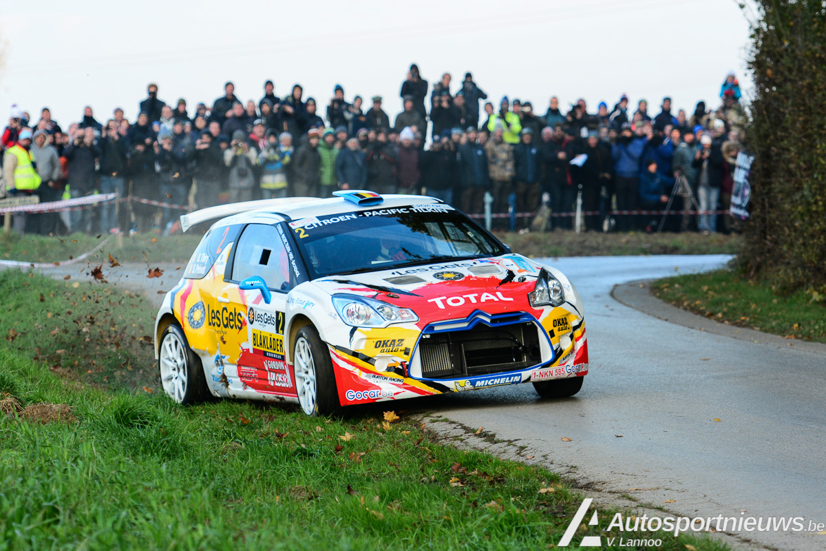 Top-5 voor Bruno Thiry en Stéphane Prévot, die zo de Belgian Battle winnen!