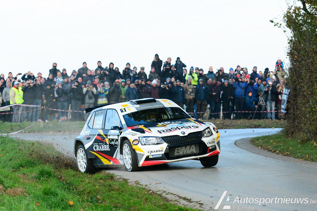 Condroz Rally 2017 - V.Lannoo