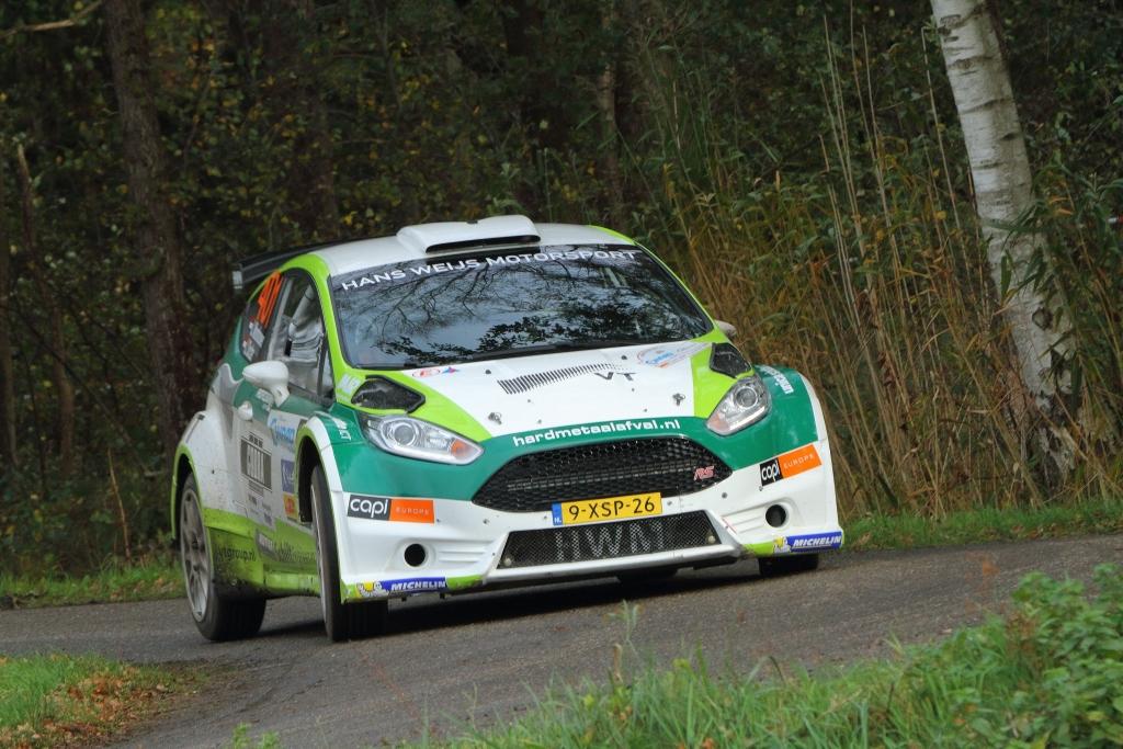 Organisatie Conrad Twente Rally kijkt tevreden terug