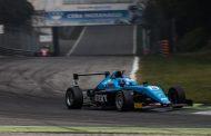 Job van Uitert runner-up in Italiaans Formule 4 kampioenschap