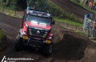 Mammoet Rallysport hoopt op beloning voor het collectief