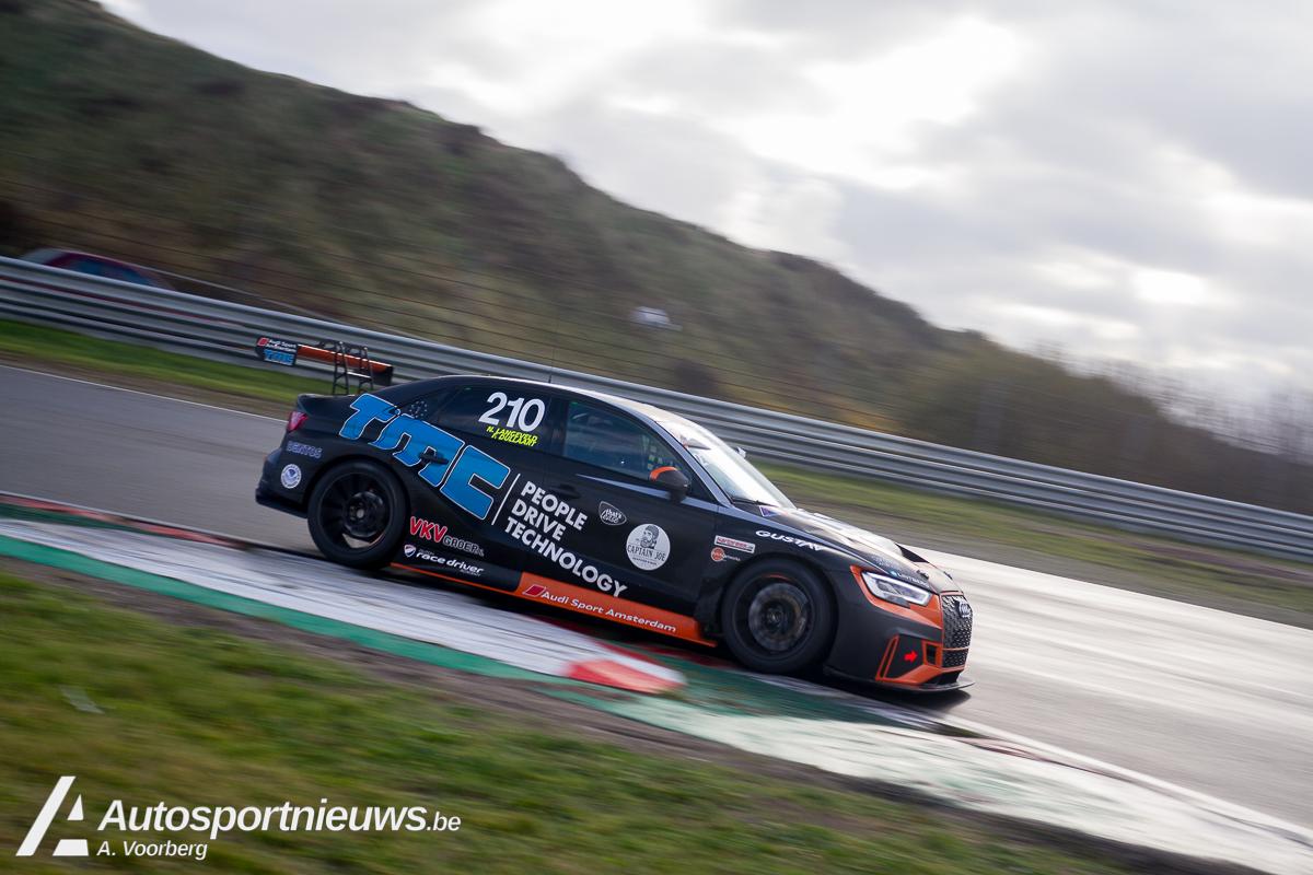 Mooie afsluiting autosport jaar Niels Langeveld