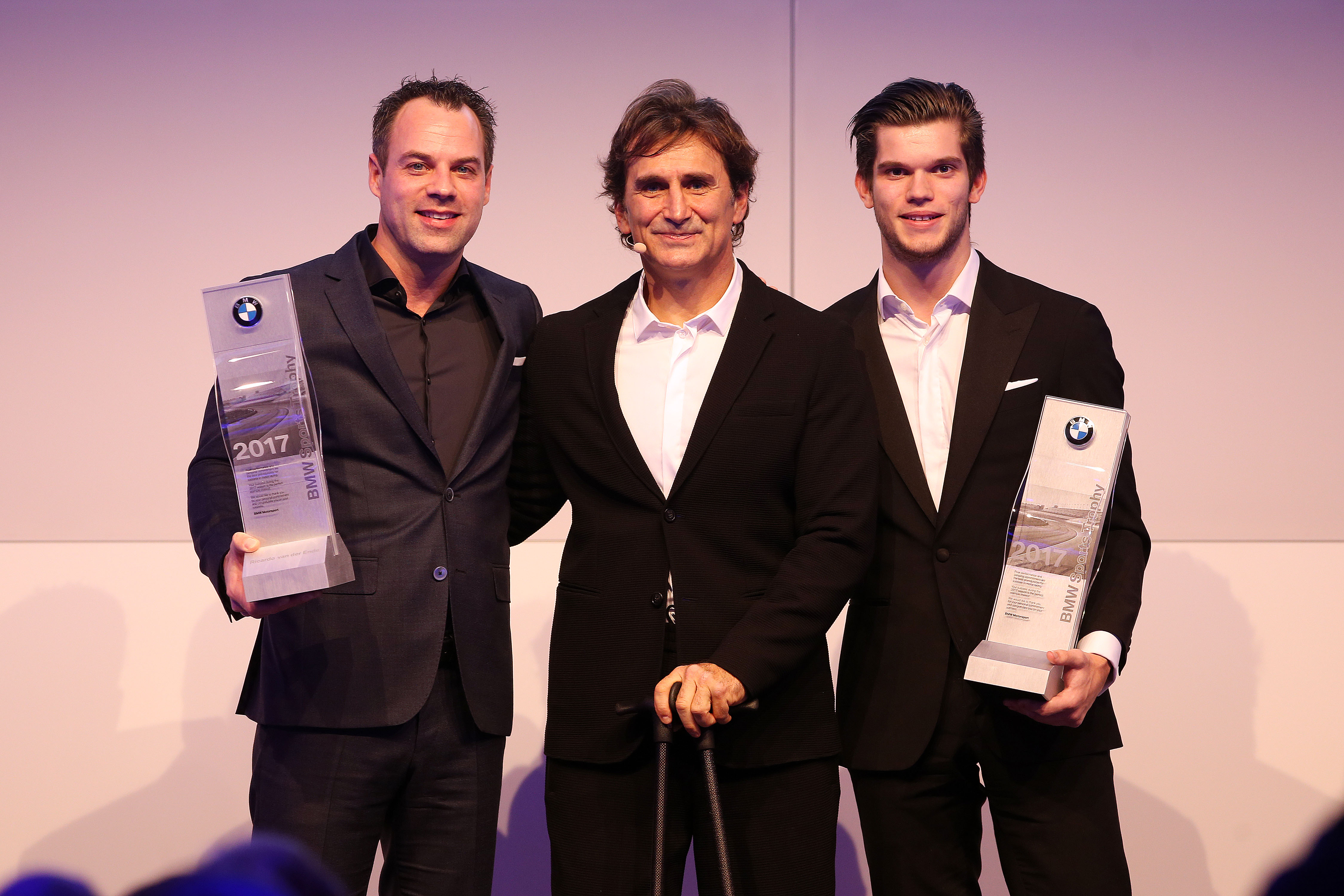 Unieke prestaties Ekris Motorsport alom gewaardeerd