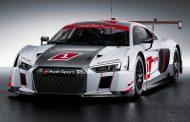 Dries Vanthoor officieel in de kleuren van Audi