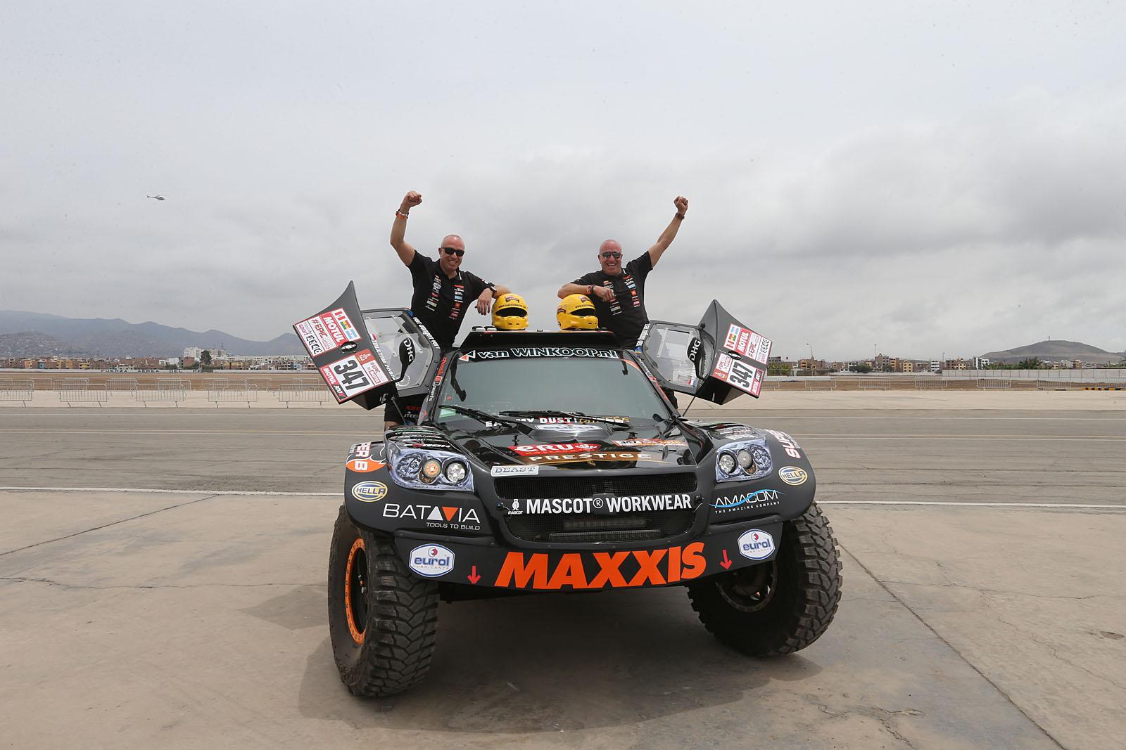 Gebroeders Coronel zijn helemaal klaar voor nieuw Dakar-avontuur