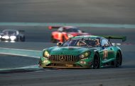 Black Falcon wint Hankook 24H DUBAI in 2018